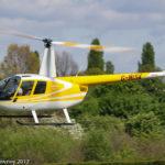 Модернизация органов управления вертолетов R44 Astro до гидравлических теперь возможна у сервисных центров завода Robinson, а не только в заводских условиях