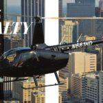 Обзор нового вертолета Robinson R66 Turbine Newscopter