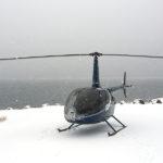 Robinson R66 можно будет эксплуатировать в условиях снегопада и метели
