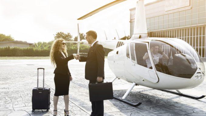 Вертолетные услуги